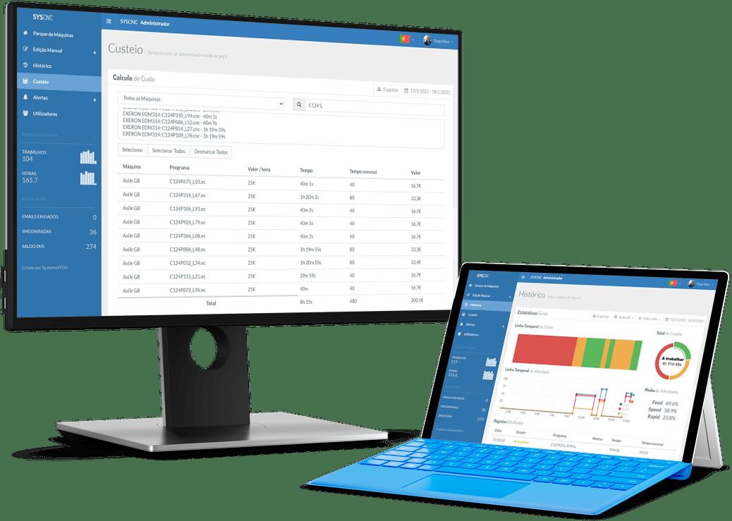 SYSCNC multiplataforma